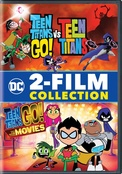 Teen Titans Go: 2-Film Collection